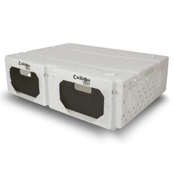 """9"""" Double Wide Cackle Box™"""